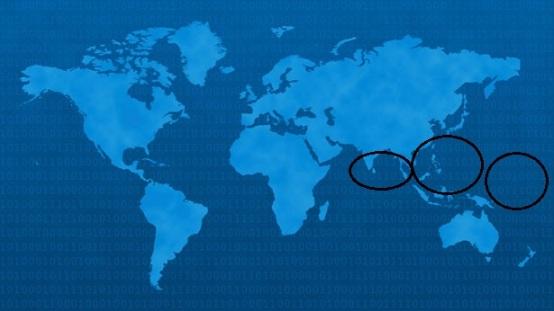 Blue whale habitat map - photo#15